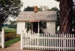 Presidential Library of President Herbert Hoover - West Branch, Iowa Attraction