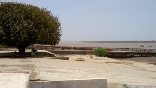 Narmada Ghat at Bharbhut 1