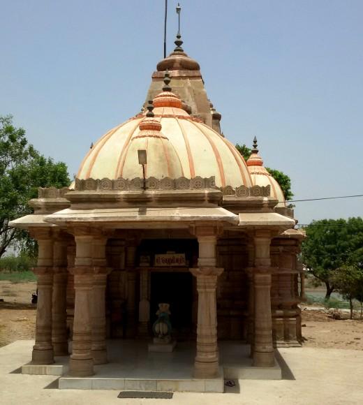Temple of Panchamukhi Mahadeva 1