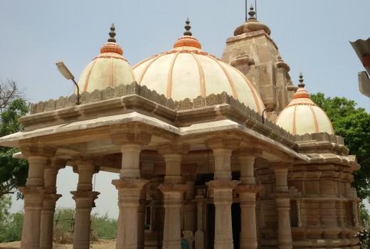 Temple of Panchamukhi Mahadeva 3
