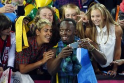Usain Bolt Stole My Cell Phone (Allegedly) - A Sonnet of Less Than Shakespearean Proportions