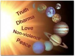 Planetary influence on human beings and Karma theory!