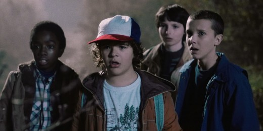 The group must stick together to protect Eleven and to find where there friend Will may be.