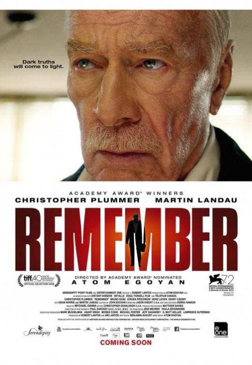 An unforgettable film.