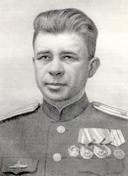 Alexander Marinesko (Jan 15, 1913 - Nov 25, 1963) Commander of Soviet submarine S-13