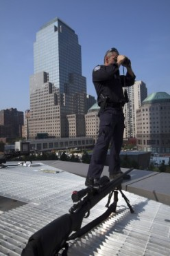 New York/New Jersey  Port Authority Police Dept.  Emergency Service Unit ESU
