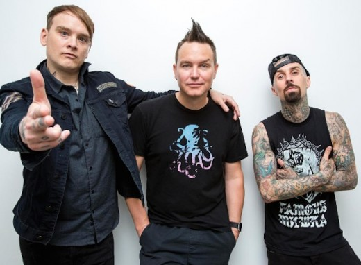 blink-182 are back with a new lineup...