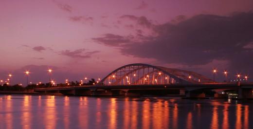 Maqta Bridge Abu Dhabi