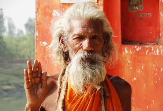 The Sadhu of Rudravarta