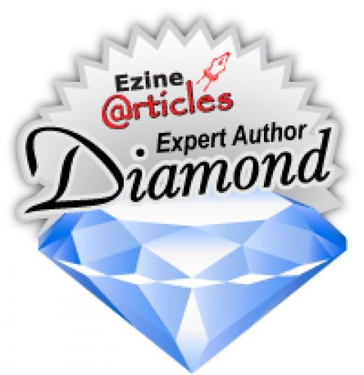 My Profile as a Diamond Expert Author