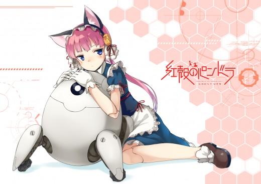 Koukaku no Pandora: Clarion Poster