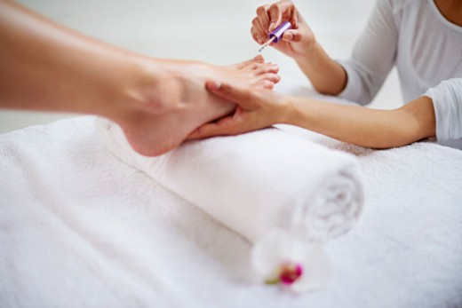 You may be offered specialist foot care by your healthcare team, but it's important to regularly check your own feet if it's possible.