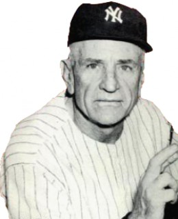 Casey Stengel, the Mets' first manager, had managed the Yankees from 1949 to 1960