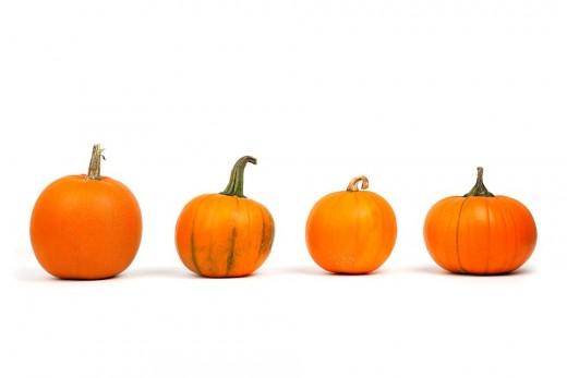 Pumpkins aren't just for Halloween!