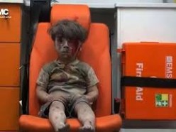 What the Media is Missing in the Bloody Boy from Aleppo Photo: Thank You, Hillary