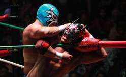 CMLL Super Viernes: Thirsting for More