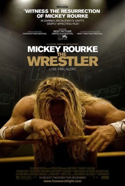 The Wrestler is a Powerful Drama of a Man Facing His Own Mortality