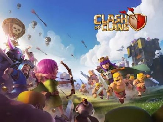 The latest loading screen from Town Hall 11 Update.