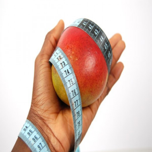 Mango helps in reducing weight.