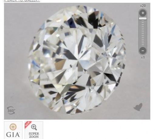 James Allen natural diamond