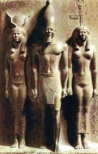 Egyptian Trinity