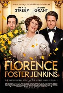 Streep Sings Again As Florence Foster Jenkins