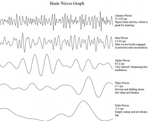Brain Waves. Click on for better view.