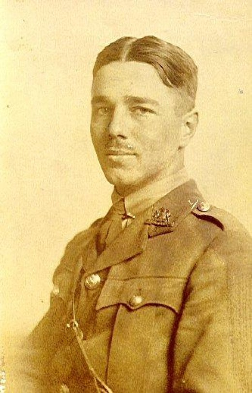wilfred owen's anthem for a doomed Wilfred owen: poems study guide contains a biography of wilfred owen, literature essays, quiz questions, major themes, characters, and a full summary and analysis of wilfred owen.