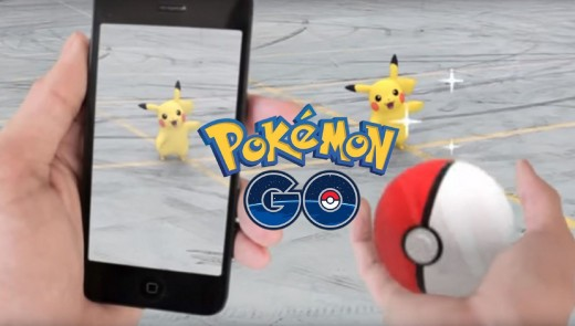 Pokémon Go introduces virtual elements in the real life. That is a very nice idea of game, and it evens allow people to play without staying sitting at home all the day: so you are playing with a videogame, while you are also walking.