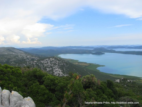 Vrana Lake, Croatia, Dalmatia, Vransko jezero