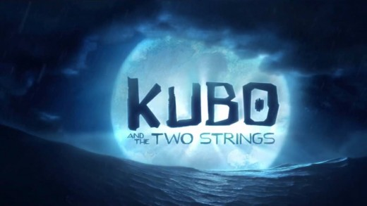 Kubo and the Two Strings: Title Poster