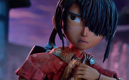 Kubo and the Two Strings: Kubo