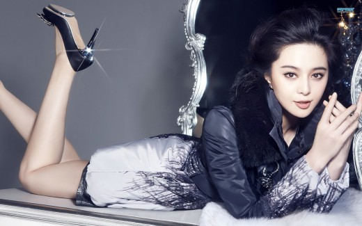 Fan Bingbing is the fifth highest paid actress in the world.