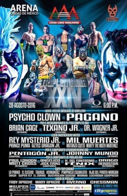 LuchaPalooza! The Ins and Outs of Triplemania XXIV