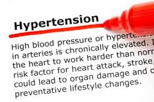 Possible causes of high blood pressure - Reduce hypertension