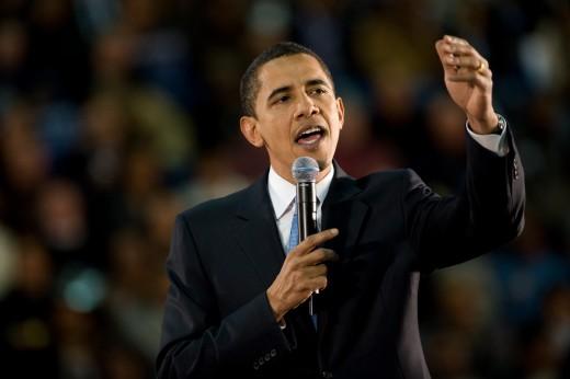 Barack Obama, a former US President