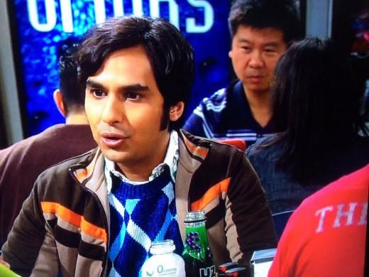 Big Bang Theory - On the Set