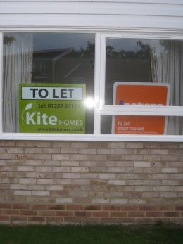 Rented accommodation in Whitstable