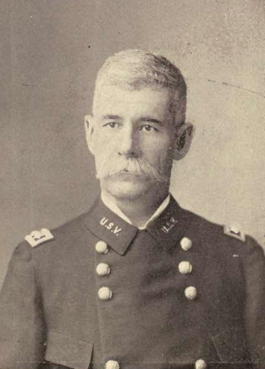 Major-General Henry Ware Lawton; US Union Army