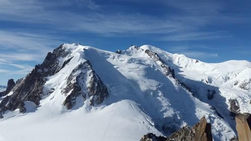 The summit of Savage Mountain.