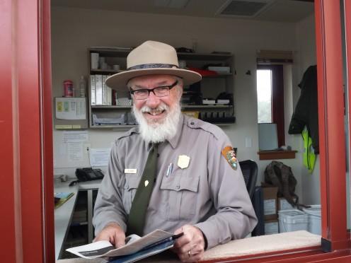 Park Ranger Tremain.