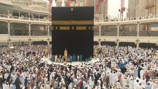 Masjed-ul-Haram, Mecca in 2014