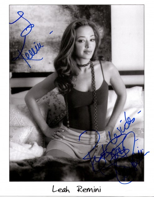 "Leah Remini was ""Carrie (Spooner) Heffernan,"" on the sitcom, ""King of Queens"""