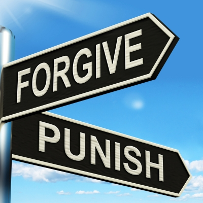 You can chose to keep resentments and seek to punish those who have wronged you, or you can forgive, let God heal you and deal with the ones who have hurt you