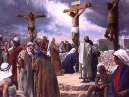 Jesus chose to stay on the cross instead of 'poofing' off to The Bahamas. Why, if it wasn't for salvation of souls? More to come...