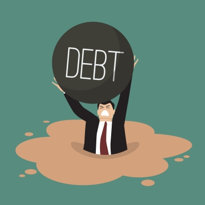 If you are drowning in debt, it's time to reevaluate your lifestyle and get help, start making drastic cuts and changes to save your sanity and financial future
