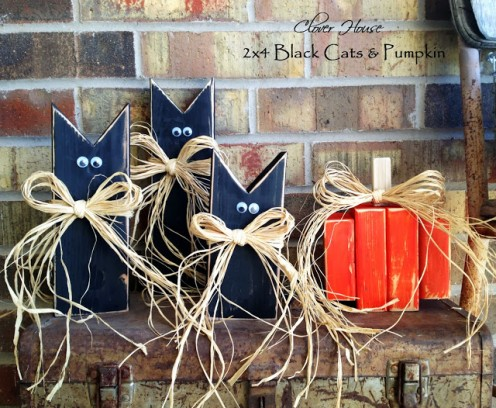 45 Inspiring Halloween Arts and Crafts Ideas