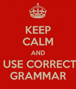 Grammar Lesson: Common Grammatical Mistakes We've All Made