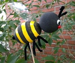 48 Beautiful and Creative Bee Craft Ideas