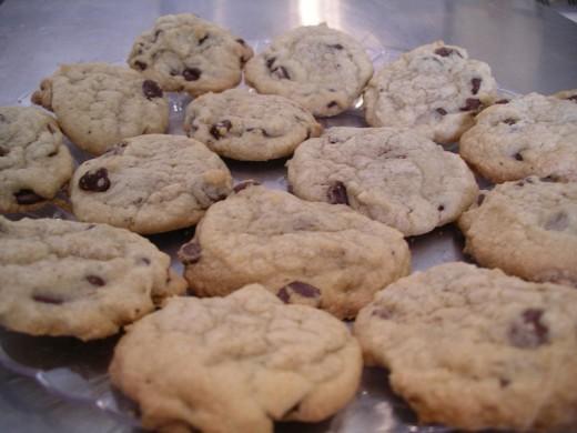 Mrs. Fields's Chocolate Chip Oatmeal Cookie Recipe, AKA $250 Cookies